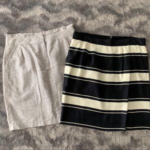 ✨bundle✨ Jcrew skirts